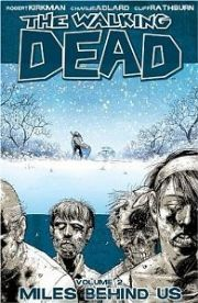 The Walking Dead Miles Behind Us Volume 2 Graphic Novel Robert Kirkman Image Comics